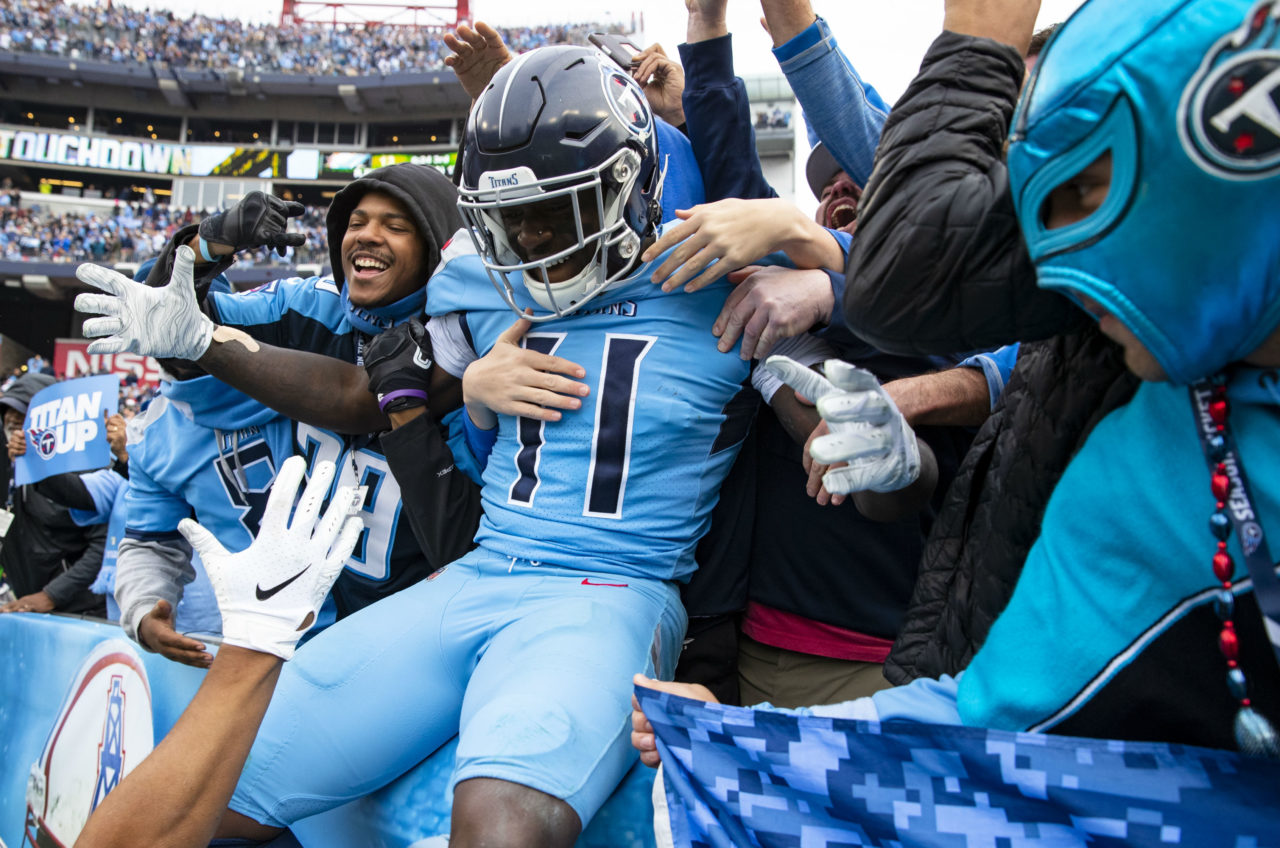 Titans playoff push depends on week 17 results