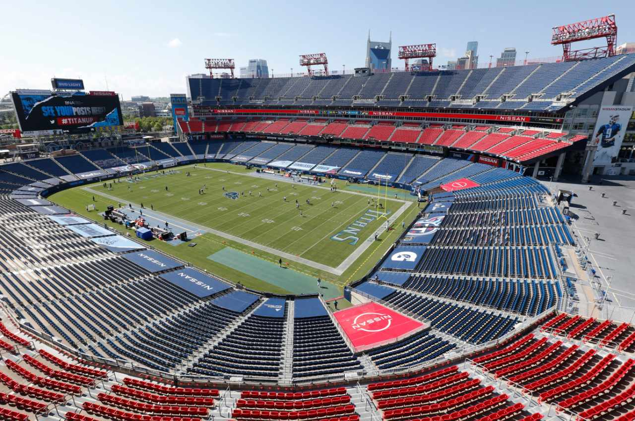 Tennessee Titans Will Have Fans At Home Games Next Month ...